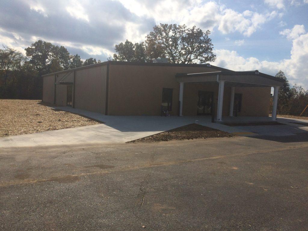 Salem Baptist Church - Calhoun, GA